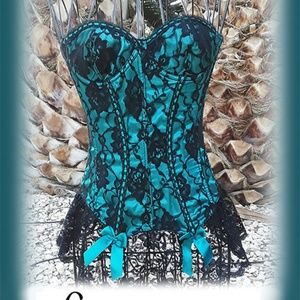 Fredrick's of Hollywood Corset Top